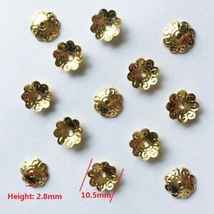 20PCS-Lot-Gold-Tone-Stainless-Steel-Flower-Bead-Cap-for-DIY-Jewelry-Findings