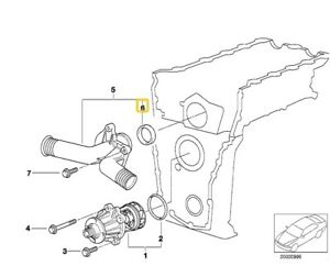 m44 engine diagram 13 19 malawi24 de Light Switch Home Wiring Diagram bmw 318i 318is 318ti z3 m44 engine water pump thermostat radiator rh ebay bmw m44 engine wiring diagram bmw m44 engine diagram