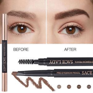 null-Profesional-Eye-Brow-Pen-Lapiz-de-cejas-Impermeable-Delineador-de-ojos