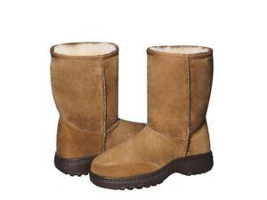 AUSTRALIAN-ORIGINAL-ALPINE-CLASSIC-SHORT-SHEEPSKIN-BOOTS-Made-in-Australia