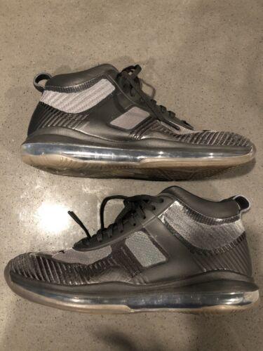 Nike LeBron x John Elliot Black Gum AQ0114–001 Siz