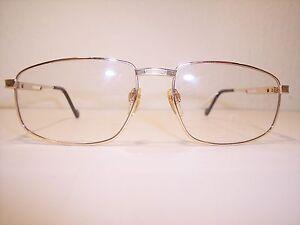 Damen-Brille/Eyeglasses/Lunettes by AIGNER 100%Vintage Original 90'er EeL92