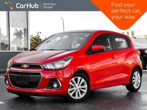 2018 Chevrolet Spark Hatch 1LT CVT Backup Camera Apple CarPlay/Android Auto
