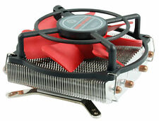 NEW 100mm Silent CPU Cooling Fan fo LGA 1155 1156 AMD Phenom II X4 64 X3 X2 AM2