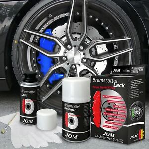 JOM-Bremssattellack-Bremssattel-Lack-Bremssattelfarbe-Komplettset-Farbe-blau