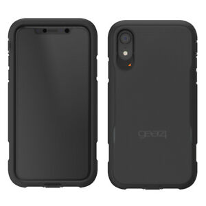 huge selection of aab66 59423 Details about Gear4 Platoon Extreme Impact Protection Case for iPhone XR  with D30 - Black
