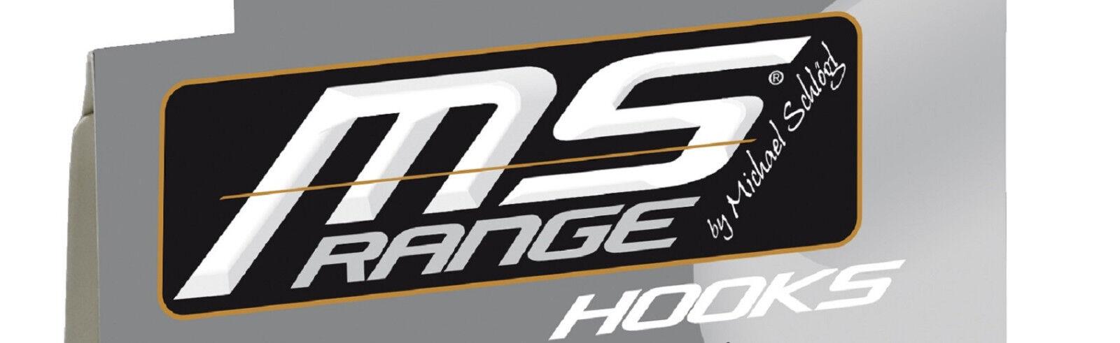 MS-RANGE MEDIUM FEEDER P-180   Einzelhaken mit Plättchen Michael Schlögl