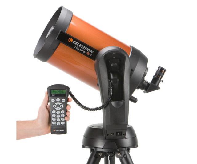 Mond live mit teleskop meade n starnavigator goto youtube