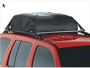 1991 2018 Jeep Dodge ROOF TOP CARGO BAG CARRIER CONTAINER STORAGE