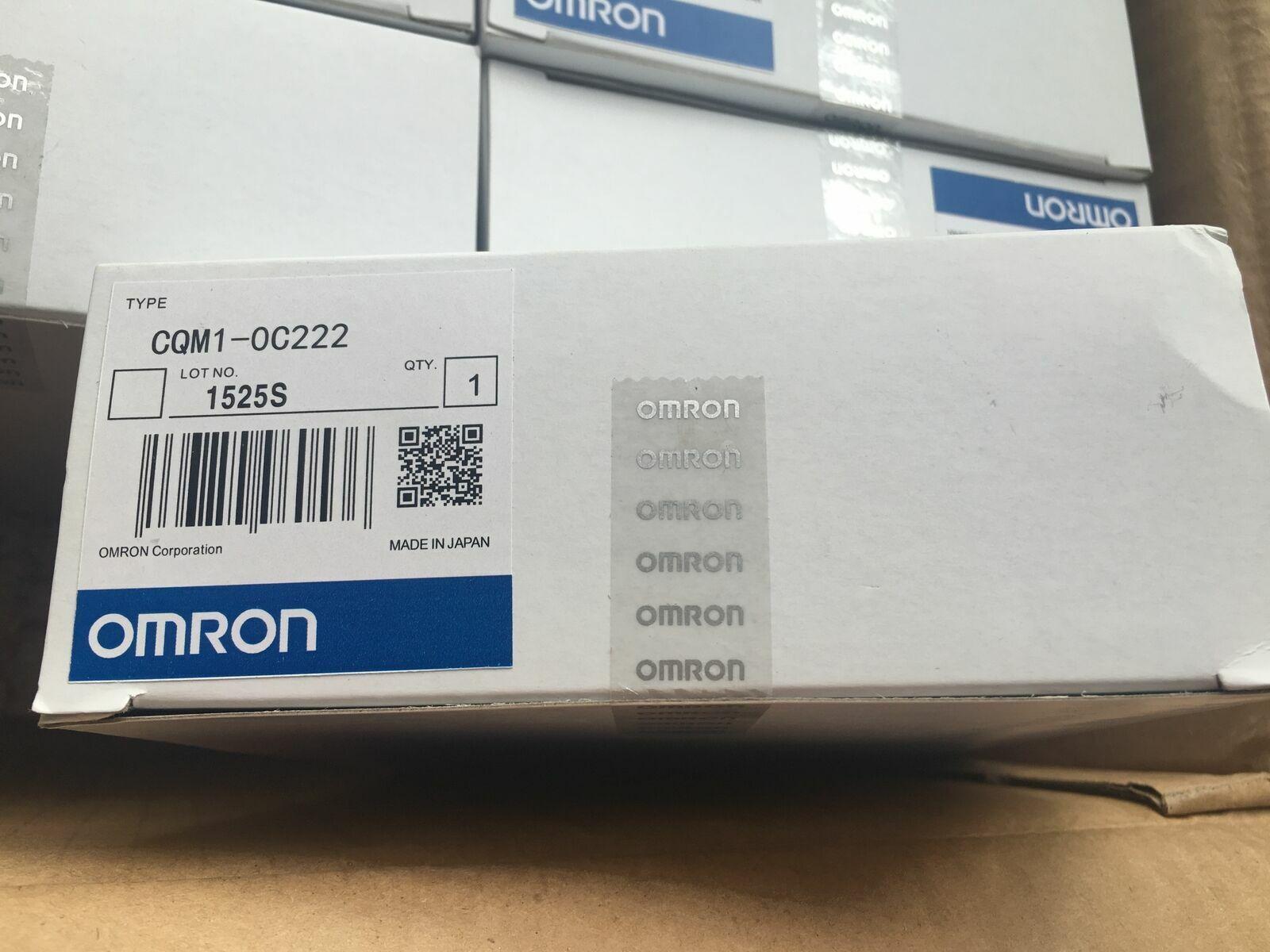 New Omron Output Unit Module PLC Module CQM1-OC222 CQM1OC222 FREE SHIPPING