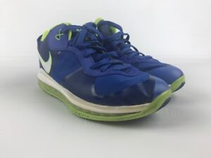 4965788a6cb45 Image is loading Nike-LEBRON-8-LOW-Sprite-size-12
