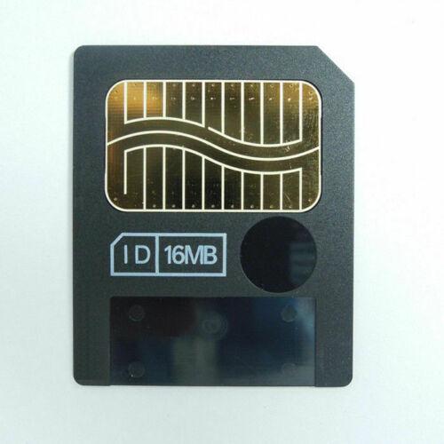 16MB 3.3V 16MB 3.3 volt SM SmartMedia Card SM GENUINE NEW Made in Japan