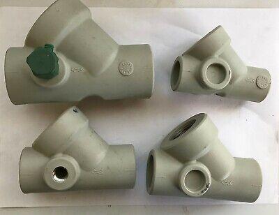 V52// Schrägsitzventil mit//Ohne Entleerung 40  32 25mm PPR Aquatherm Fusiotherm