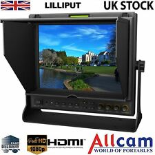"Lilliput 969 A/O/P 9.7"" Broadcast/ Field Monitor for DSLR HD Video Camera, 1080P"
