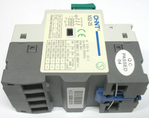 Manual Motor Starter Disconnect Switch 17-23 Amp 120 230 460 Volt 1-3 phase