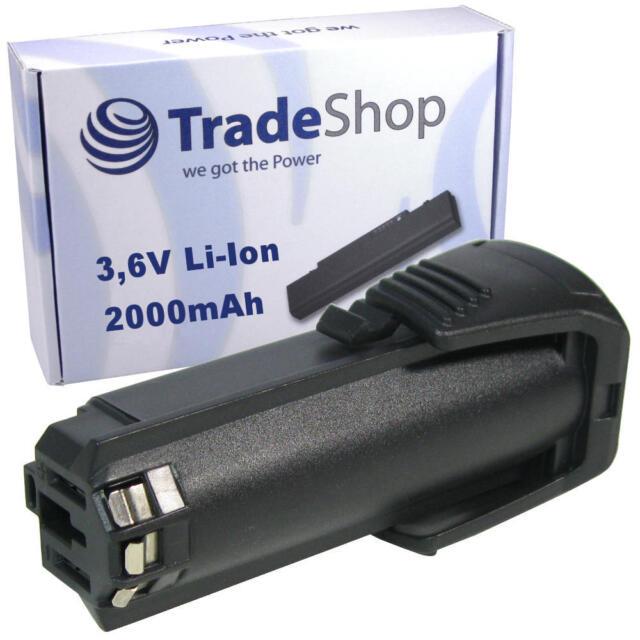 ersetzt BAT504 // 2 607 336 242 Werkzeug-Akku Li-Ion für Bosch 2000 mAh