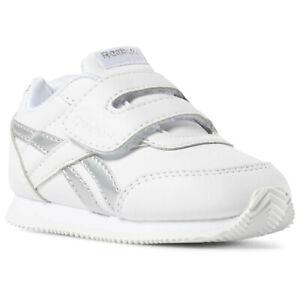 Détails sur Reebok Chaussures Bébé Basket Royal Bébés Classique Jogging 2 Filles de DV4012