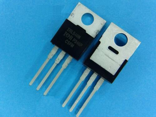 5PCS New IRL540N IRL540 IRL540N Power MOSFET TO-220 IR NEW