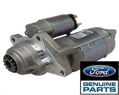3522 08-10 6.4L Ford Powerstroke OEM Motorcraft New Starter NSA6675N