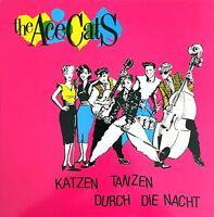 The Ace Cats Lp Katzen Tanzen Durch Die Nacht - Holland (m/m)