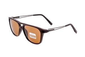 eabb635f2b Image is loading Serengeti-Sunglasses-Empoli-Shiny-Satin-Brown-Polarized -Drivers-