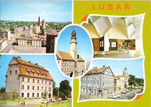 AK, Lubań, Lauban, pięć ilustracje, fünf Abb., 1987
