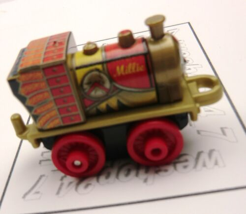 NEW ~ Weighted THOMAS /& FRIENDS Minis Train Engines 2015 WARRIOR Millie