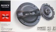 Sony XS-GT1728F 40W 2-Way Altoparlante