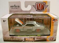 1969 '69 CHEVY CAMARO SS RS 396 RAW CHASE CAR AUTO-MODS M2 MACHINES DIECAST RARE