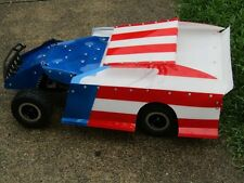 Short Course Modified Body Style 2,rc Dirt Oval