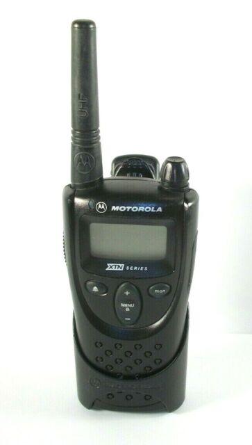 Motorola XTN Series XU2600 2 Way Radio