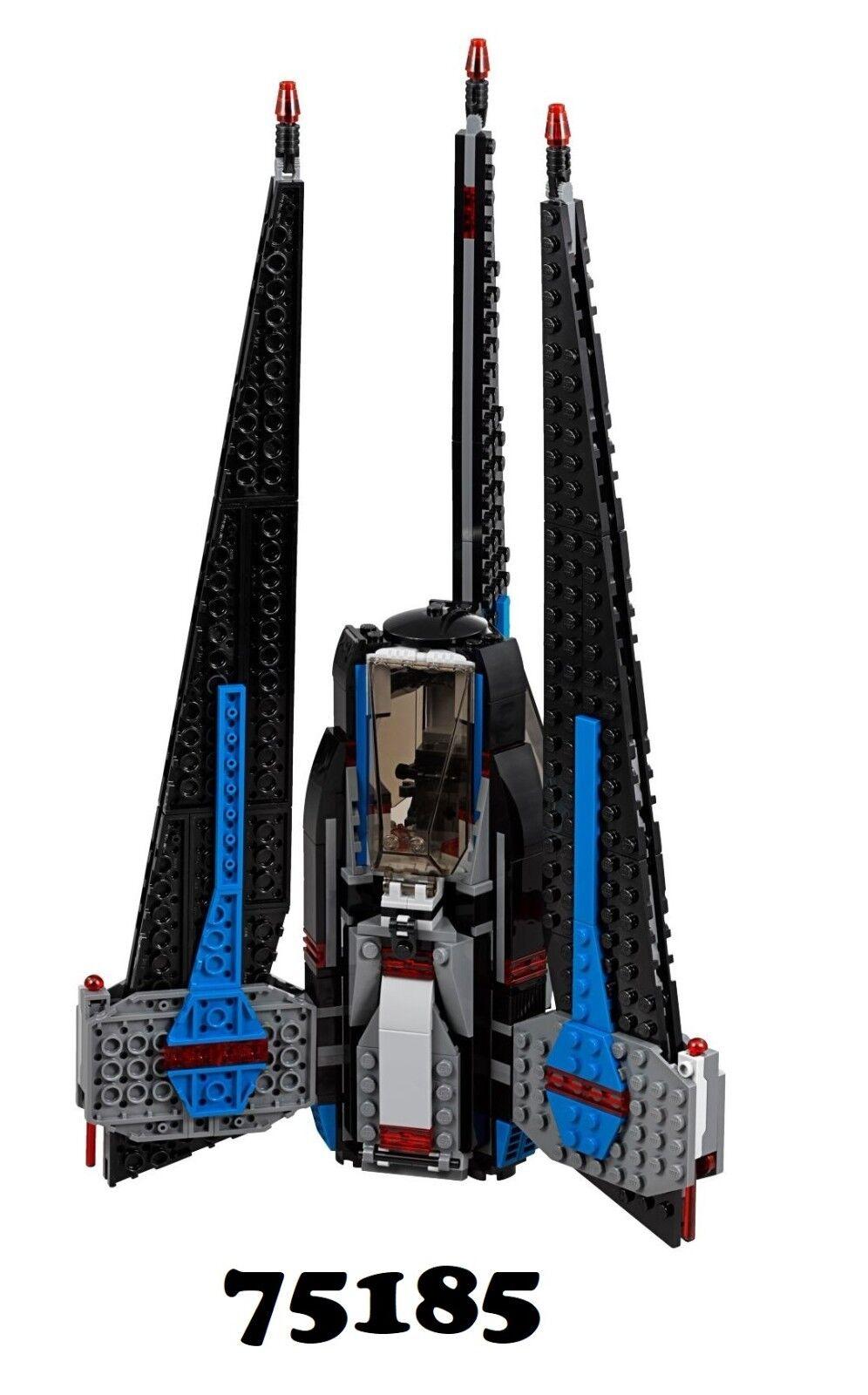NEW Lego Star Wars 75185 Tracker I NO MINIFIGURES