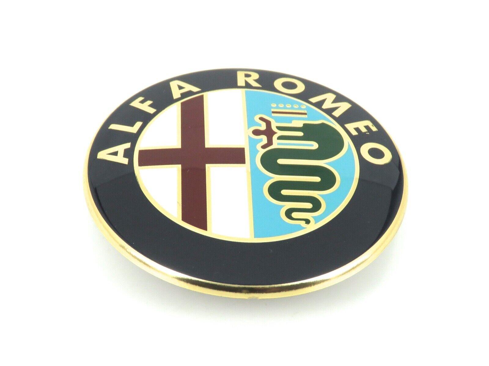 Alfa Romeo Giulietta Chrome Effect Front Grille /& badge Brand New Genuine