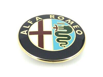ALFA ROMEO GTV /& Spider 1995 /> 2004-Série 916 Rear Boot Trunk Badge//emblème
