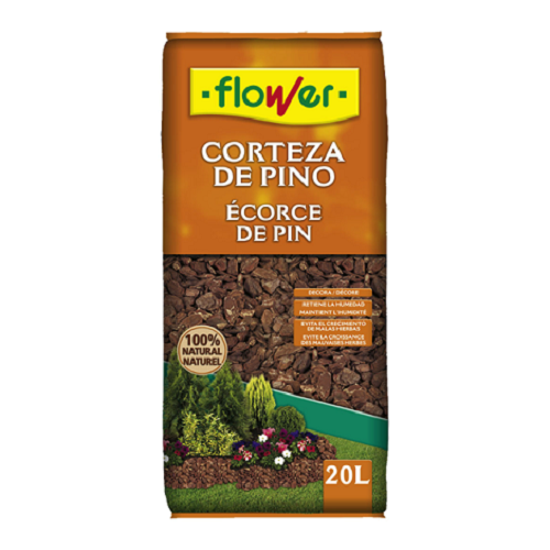 FLOWER Style Bark Pine 8/15 for Potting And Planters 20 Litres
