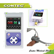 Neonatal Infant New Born Pulse Oximeter Spo2 Monitor Usb Software Bundled Probe