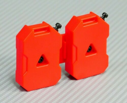 RC 1//10 Scale Accessories FUEL TANK SET RotoPax Rc Truck Crawler Containers