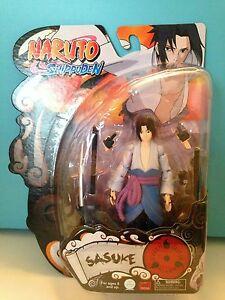 Sasuke Uchiha Highly Articulated Action Figure Toynami Series 2 OMAKASE Naruto