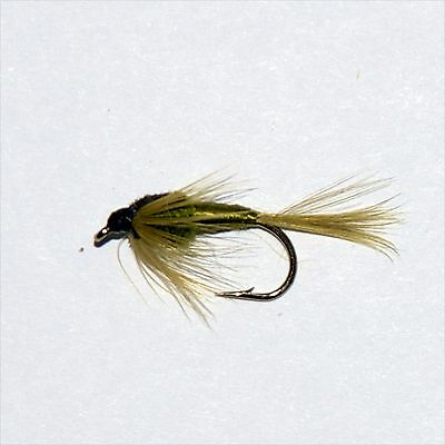 Partridge /& Orange Trout /& Grayling Wet Fly fishing flies by Dragonflies