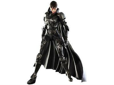 "SUPERMAN Man of Steel Square Enix 9.5/"" Faora-Ul Play Arts Kai Action Figure"