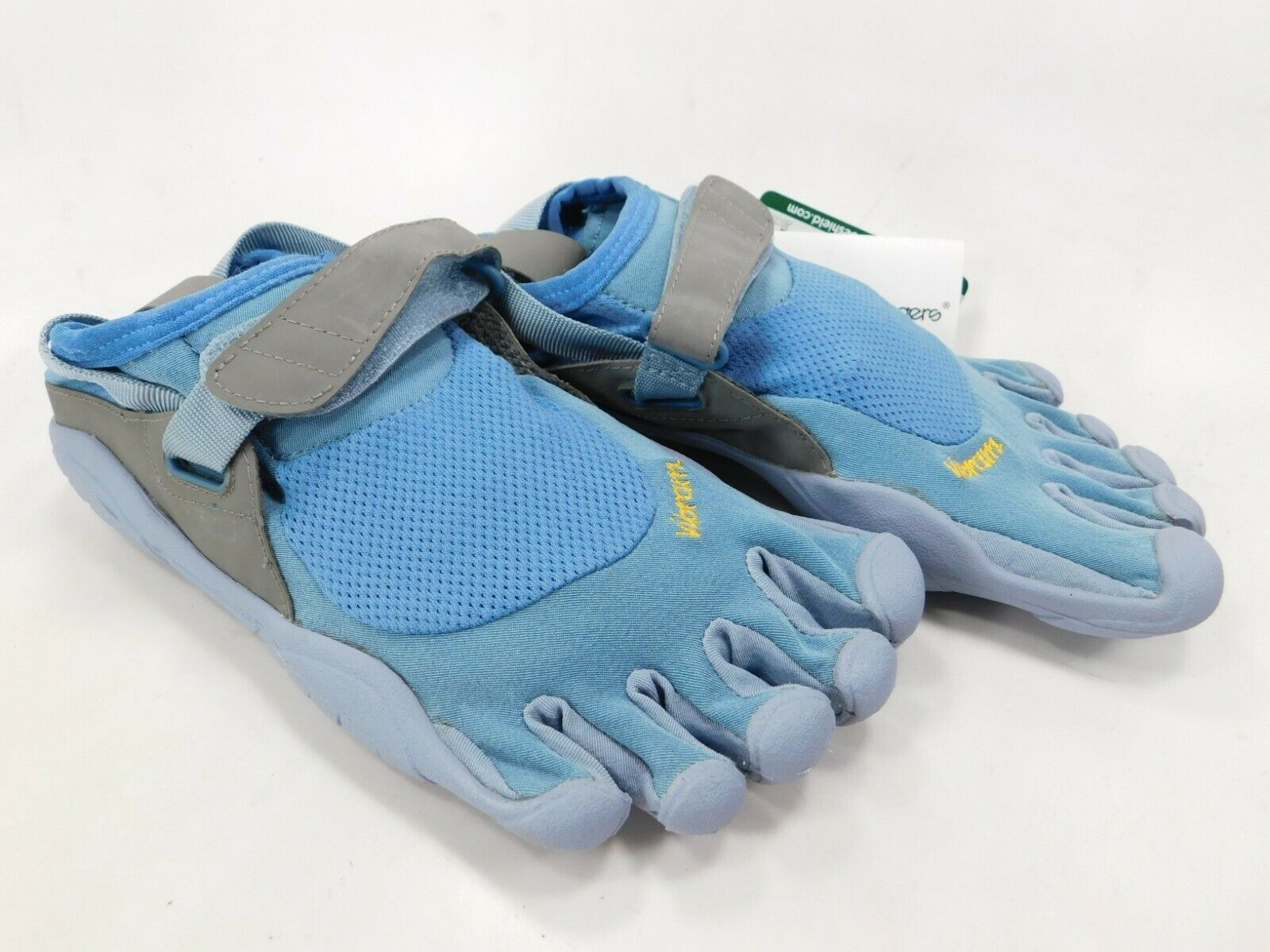 Vibram FiveFingers KSO Dimensione 37 (US 7-7.5) Donna    Running scarpe blu W1465 9aec96