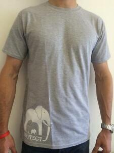 The-David-Sheldrick-Wildlife-Trust-039-s-PROTECT-Men-039-s-Short-Sleeve-T-Shirt
