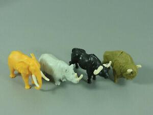 STECKTIERE-Tiere-der-Wildnis-EU-1990-Komplettsatz