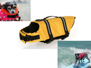 Pet-Life-vest-Dog-Swimwear-Multi-size-Dog-Swimming-Wear-Outdoor-Hot