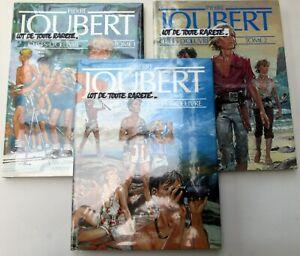 PIERRE-JOUBERT-3-TOMES-CHEFS-D-OEUVRE-EDIT-LITTAYE-SUPERBES