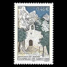 France 2002 - Chapelle de Saint-Ser Architecture - Sc 2903 MNH