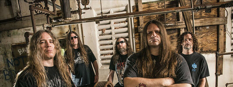 Cannibal Corpse with Hate Eternal and Harm's Way