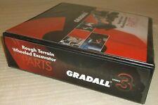 Gradall Xl3300 Xl4300 Xl5300 Xl3310 Xl4310 Xl5310 Serie 3 Excavator Parts Manual