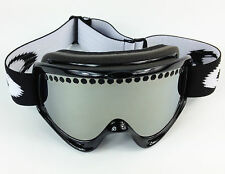 REPLACEMENT GS SILVER MIRROR DUAL VENTED SNOW SKI LENS fit OAKLEY O-FRAME GOGGLE