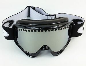624f2f91cc9 REPLACEMENT GS SILVER MIRROR DUAL VENTED SNOW SKI LENS fit OAKLEY O ...
